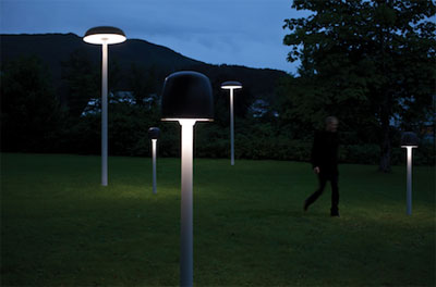 Shroom, Public Outdoor Lights for Norwegian Cities